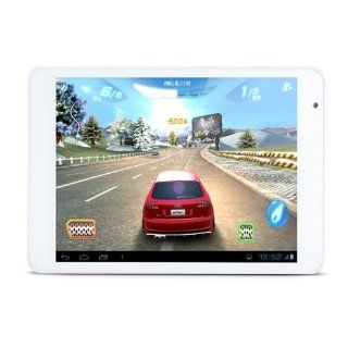 "Ramos X10pro White Actions Atm7029 ARM Cortex A9 Family Quad Core 1.5ghz 7.85"" IPS Screen 1024*768 Android 4.1 Jelly Bean 1gb 32gb Front Camera 2.0 M Back Camera 5.0 MAF Gift for New Year  Tablet Computers  Computers & Accessories"