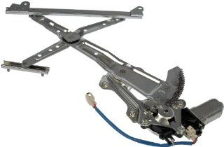 Dorman 748 889 Subaru Baja/Legacy Rear Passenger Side Power Window Regulator with Motor Automotive