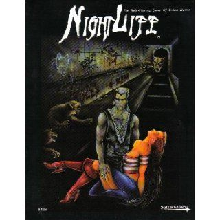 NightLife (The Role Playing Game of Urban Horror) Bradley K. McDevitt, L. Lee Cerny, Walter H. Mytczynskyj Books