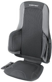 The Sharper Image MSI CS775H Air and Shiatsu Massage Cushion Health & Personal Care