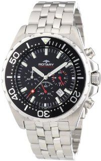 Rotary AGB00013 C 04 Mens Aquaspeed Chronograph Watch Watches