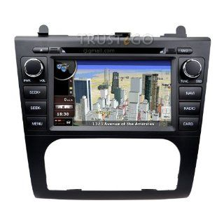 2007 2008 2009 2010 2011 2012 NISSAN Altima In dash DVD GPS Navigation Stereo Copyrighted NNG IGO NAVTEQ Maps Bluetooth Hands free A2DP Music Streaming Steering Wheel Controls Touch Screen USB SD  AVI Multimedia CD Player Video Audio Radio Deck AV Recei