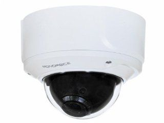 Monoprice 108863 600TVL 2.8 to 10.5mm Varifocal Lens True Day and Night Sony, Outdoor Vandal Dome Camera  Camera & Photo