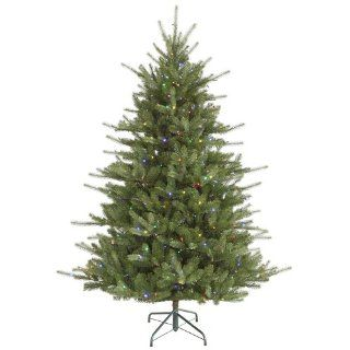 "Vickerman 27165   9' x 68"" Colorado Spruce 880 Multi Color Wide Angle LED Lights Christmas Tree (D123582LED)   Artificial Christmas Trees"
