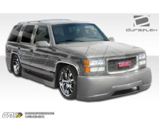 1992 1999 Chevrolet Suburban Duraflex Platinum 2 Body Kit   4 Piece   Includes Platinum 2 Front Bumper Cover (101533) Platinum 2 Rear Bumper Cover (101092) Platinum 2 Side Skirts Rocker Panels (101093) Automotive
