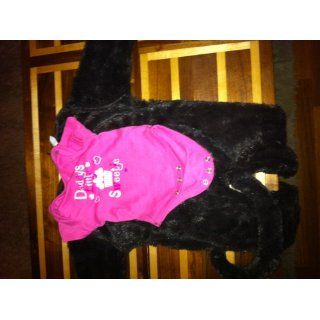 Plush Monkey Toddler Costume   2T/4T Child (Toddler (2T 4T)) Clothing