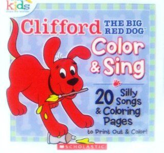 Clifford The Big Red Dog Color & Sing [CD ROM]  Other Products