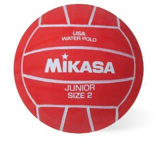 Mikasa Junior Size 2 Water Polo Ball Sport, Fitness, Training, Health, Exercise Gear, Shape UP  Sports & Outdoors