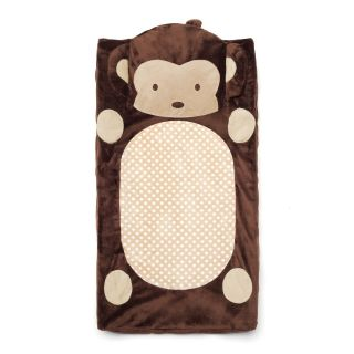 CoCaLo Boy Monkey Plush Changing Pad Cover   Changing Pads and Covers