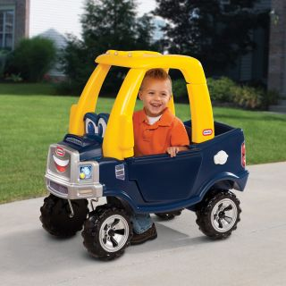 Little Tikes Cozy Truck Riding Push Toy