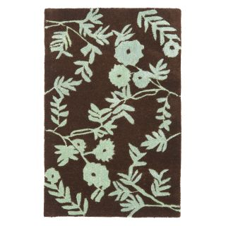 Safavieh Soho SOH774B Area Rug   Brown/Teal