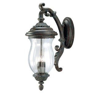 Savoy House Basilica Bronze Wall Mount Lantern   Wall Porch Lights