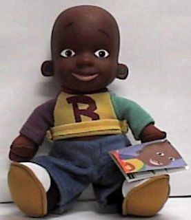 "Little Bill 10"" Plush Doll Toys & Games"