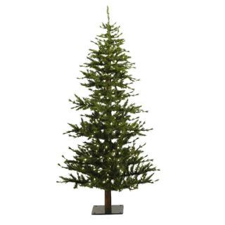 Vickerman Minnesota Pine Half Christmas Tree   Christmas Trees
