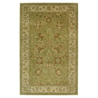 Safavieh Antiquities AT21D Cassius Oriental Area Rug   Sage   Area Rugs
