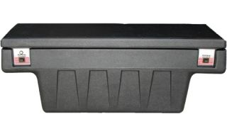 Titan Single Lid Poly Truck Tool Box   Truck Tool Boxes
