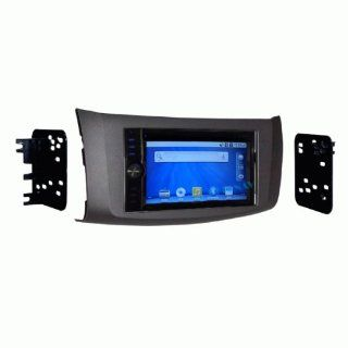 OTTONAVI Nissan Sentra 2013 and Up In Dash Double Din Android Multimedia K Series Navigation Radio with Complete Kit  In Dash Vehicle Gps Units  GPS & Navigation