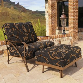 Homecrest Legendary Deep Seat Cuddle Chair   Outdoor Lounge Chairs