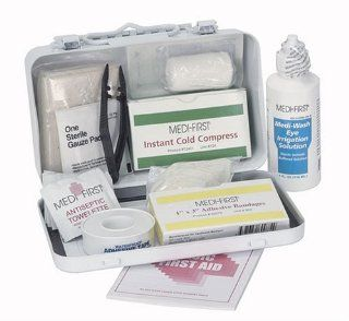 Medique 821M1 Small Vehicle First Aid Kit, Filled