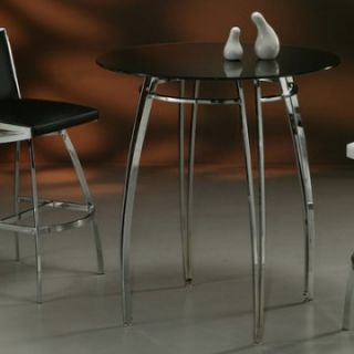 Pastel Belado Pub Table with Glass Top   Pub Tables