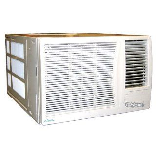ComfortAire RAH183G 18, 000 BTU Window Air Conditioner Heater With Energy Star Rating