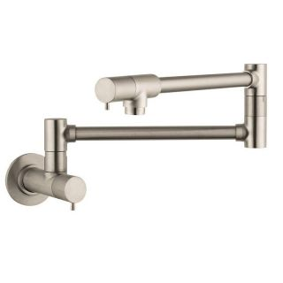 Hansgrohe 04057 Talis Wall Mounted Pot Filler   Pot Fillers