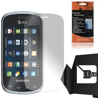 Screen Protector for Samsung Galaxy Appeal SGH I827 Cell Phones & Accessories