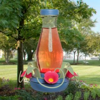 EZ Fill Glass Hummingbird Feeder   Bird Feeders