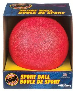 POOF Slinky 851 POOF 7.5 Inch Jr. Foam Basketball in Box, Assorted Colors Sport, Fitness, Training, Health, Exercise Gear, Shape UP Sports & Outdoors