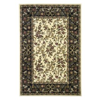 KAS Rugs Cambridge 731 Floral Ribbons Area Rug   Area Rugs