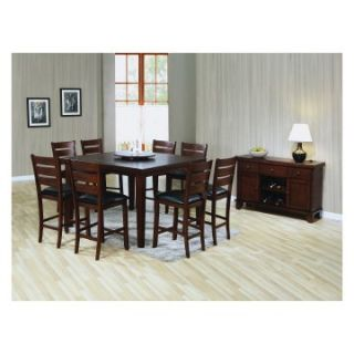 Monarch Kinsley 9 Piece Dining Table Set with Optional Server   Dining Table Sets