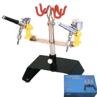 Master Airbrush� Brand Table Top Airbrush Holder/stand hold 4 Airbrushes paint