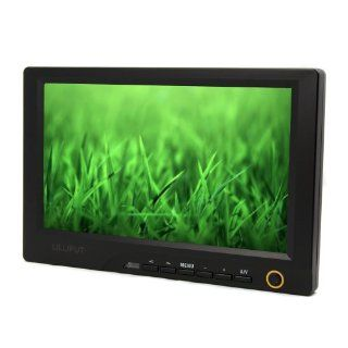 Professional LILLIPUT 8'' 869GL 80NP/C/T Camera Monitor With Touch Screen Function / HDMI, PC (VGA), AV1, AV2, DVI Input / Color TFT LCD Monitor / With Drive CD + Mini Stand Base + Touch Screen Pen + HDMI Cable