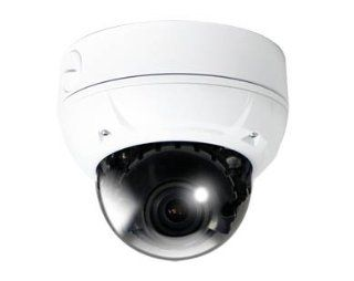 EXELON VHN V855 Outdoor Dome Camera 700 TVL, ICR, 2.8~12mm IR Lens, DUAL power, IP67 Vandal Resistant  Camera & Photo
