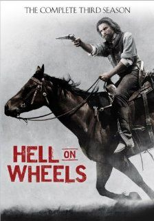 Hell on Wheels Season 3 Common, Colm Meaney, Anson Mount, Various Movies & TV