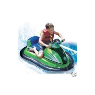 Banzai Wave Rider Motorized Inflatable Boat Sports & Outdoors
