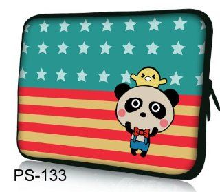 "NEW Fashion design cute bear 11.6"" 12"" 12.1"" 12.5"" inch Neoprene soft Notebook Laptop Case Sleeve bag for DELL Latitude E6230 XT2 XPS Duo/ Samsung 350U 400B / ASUS B23 /HP 4230S 2560P/Thinkpad X230 X220/TOSHIBA U920T/intel Letexo/Apple"