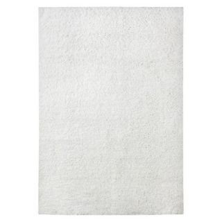 Threshold Eyelash Shag Area Rug   Ivory (7x10)