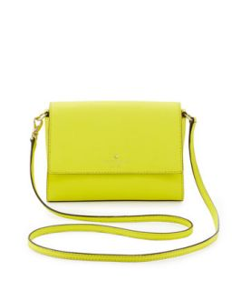 cedar street magnolia crossbody bag, vivid yellow   kate spade new york