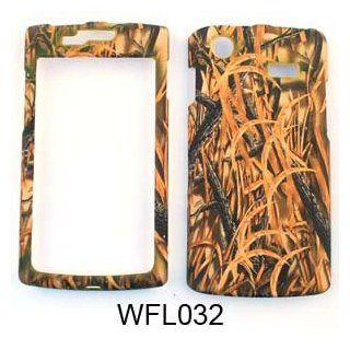 Samsung Captivate i897 Camo/Camouflage Hunter Series, w/ Shedder Grass Hard Case/Cover/Faceplate/Snap On/Housing/Protector Cell Phones & Accessories