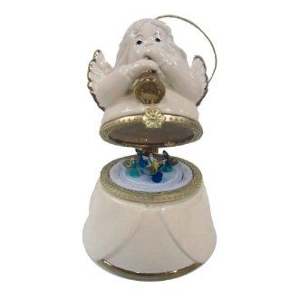 Mr. Christmas Bells of Christmas Ornament, Snowman
