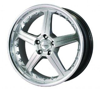 Voxx Ferraro Automotive Wheel 18x8 Silver Mirror Machined Lip FER 880 5114 40 SML Automotive