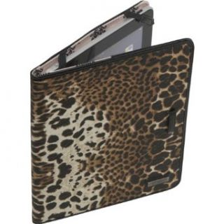 Jessica Simpson Erin Ipad Cover (Leopard Cheetah) Briefcases Clothing
