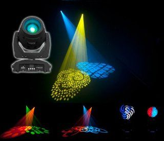 Chauvet Intimidator Spot LED 350 75W DJ Lighting Moving Head Gobo Effect INTIM Musical Instruments