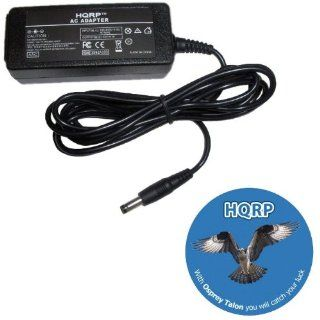 HQRP AC Adapter / Power Supply for ASUS Eee PC 900 900A 900HA 900HD 900SD 901 904HA 1000 1000H 1002HA 1000XP S101 Netbook / Subnotebook Replacement Computers & Accessories