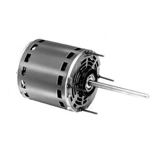 "Fasco D928 5.6"" Frame Open Ventilated Permanent Split Capacitor Direct Drive Blower Motor with Sleeve Bearing, 1/6 1/8 1/10HP, 1075rpm, 115V, 60Hz, 2.7 2.1 1.7 amps Electronic Component Motors"