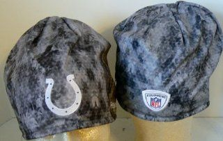 NFL Officially Licensed Reebok Indianapolis Colts Grey Camoflauge Swarm knit Beanie  Sports Fan Beanies  Sports & Outdoors