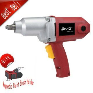 DRAGON 1/2 DRIVE ELECTRIC IMPACT WRENCH SET 120VOLT 7A TORQUE WITH A MAGNETIC PAINT BRUSH HOLDER AS A GIFT   Power Impact Wrenches