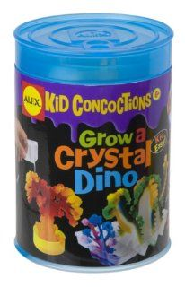 ALEX� Toys   Experimental Play Kid Concoctions Grow A Crystal Dino  Science Kit 957 Toys & Games
