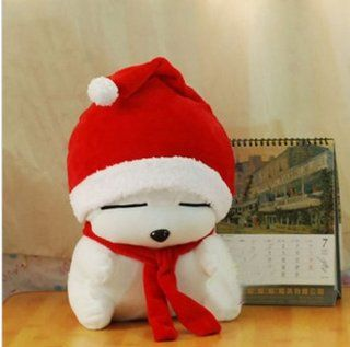 38cm Little Santa Claus Mashimaro Plush Toy Gift for Christmas Gift Birthday Gift Toys & Games